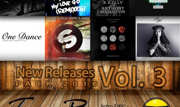 Teo Reyes – New Releases (Pack 2016, Vol. 3)
