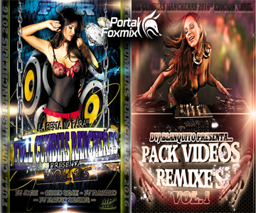 FULL CUMBIAS RANCHERAS VOL.15 (VARIOS DEEJAY'S)