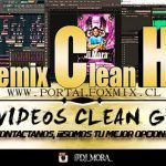 Vremix Clean HD (De regreso) Agosto 2017 BY. Dvj Mora