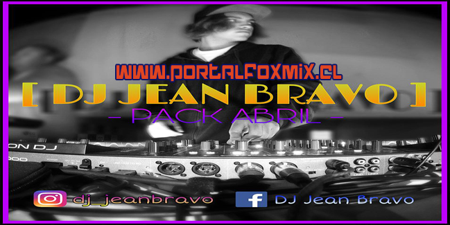 PACK MARZO BY.DJ JEAN BRAVO