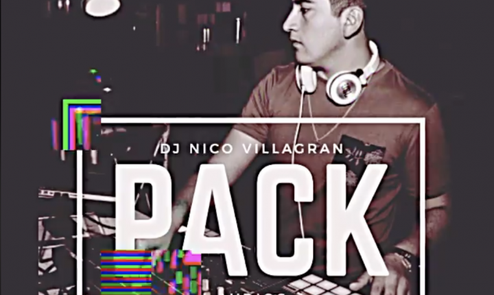 Pack 6k Dj Nico Villagran